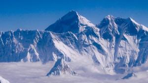 Ruhe auf dem Berg