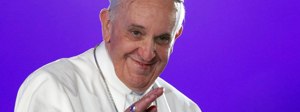 glücklicher Katholik