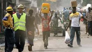 Verletzte bei Protesten in Kinshasa