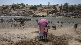 Äthiopiens Regierung: Zweitgrößte Stadt Tigrays unter Kontrolle