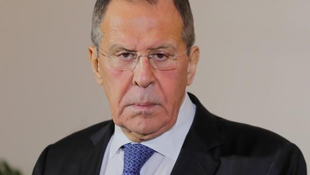 """Moskau wirft Berlin """"unkonstruktives"""" Verhalten vor"""