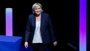 "Front National soll ""Rassemblement National"" heißen"
