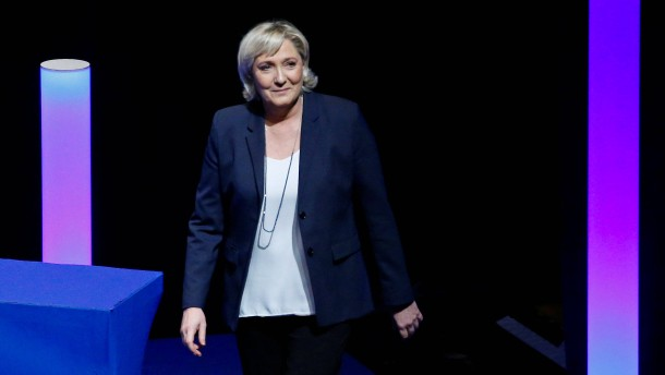 "Front National soll ""Rassemblement National"" heißen"