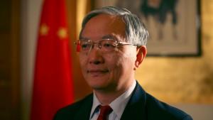 """Chinas """"außenpolitische Fußspuren"""""""
