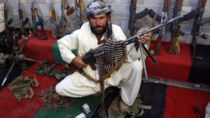 Mit den Mudschahedin gegen die Taliban