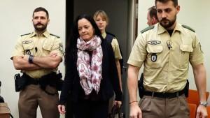 Anklage fordert Sicherungsverwahrung für Zschäpe