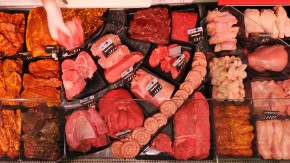 Supermarkt - Fleisch