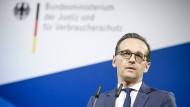 Maas verzichtet auf Vorab-Filter für Hassbotschaften