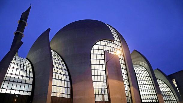 In Köln ruft bald der Muezzin