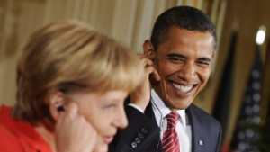 Obama und Merkel erhöhen Druck auf Iran