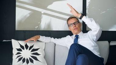 Rät beim Freihandel zu Gelassenheit: Alexander Stubb