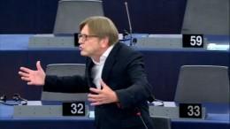 EU-Parlamentarier liest Kurz und Seehofer die Leviten