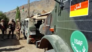 Kabinett verlängert Afghanistan-Einsatz
