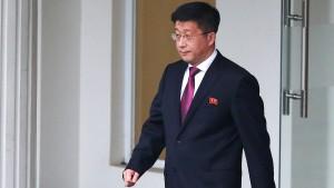 Trump-Sondergesandter von Kim Jong-un hingerichtet