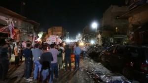 Autobombenanschlag im Norden Syriens