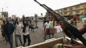 Anhänger von Ouattara starten Offensive