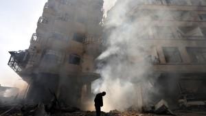 Aufstand gegen Assad