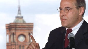 Gysi will vier Senatorenposten für die PDS