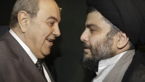 Allawi und Sadr nähern sich an