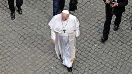 Vatikan verfügt über Vermögen von 3,8 Milliarden Euro