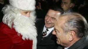 Schröder und Chirac: Ziel heißt Beitritt