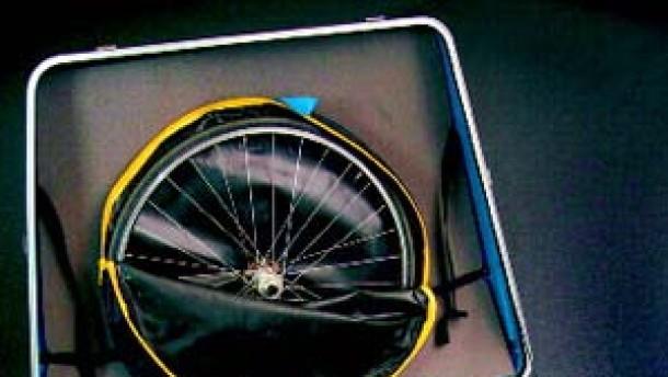 bike box mit dem fahrrad in den ice auto verkehr faz. Black Bedroom Furniture Sets. Home Design Ideas