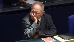 Moskau kritisiert Schäuble-Äußerungen