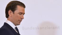 Misstrauensvotum gegen Kanzler Kurz