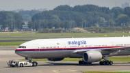 Söhne von MH370-Opfer fordern Entschädigung