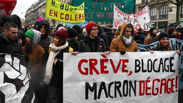 Die unverzeihliche Leichtigkeit von Macrons Rentenkommissar