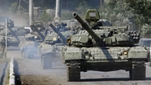 Angriffe Russlands, Tiflis auf dem Rückzug