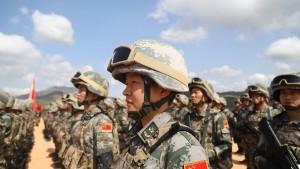 Baut China eine Marinebasis in Kambodscha?