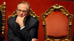 Italien macht Deutschland zum Sündenbock