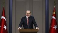 Erdogan erwägt Orientierung nach Russland und China