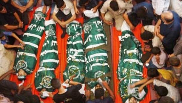 Hamas kündigt Vergeltung an