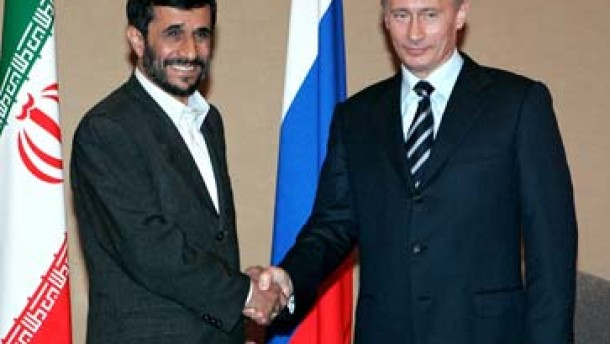 Ahmadineschad warnt vor beherrschenden Mächten