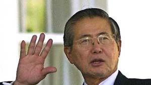 Parlament wirft Fujimori Verbrechen gegen Menschlichkeit vor