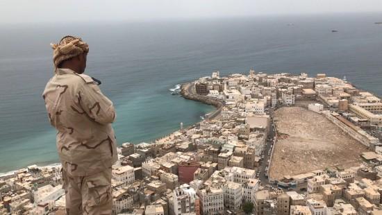 Mukalla nach Al Qaida