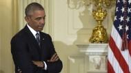 Obama verteidigt seine Israelpolitik