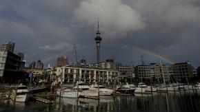 """""""Kiwis First"""" heißt es im neuseeländischen Wahlkampf immer häufiger"""