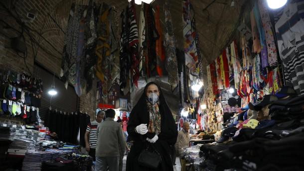 Teheran lockert trotz Warnungen die Einschränkungen