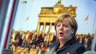 Merkel nennt Debatte beklemmend