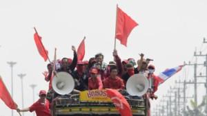 Zehntausende unterwegs nach Bangkok