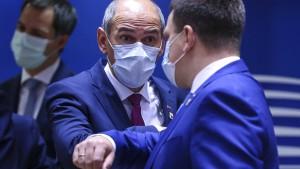 Slowenien greift deutschen EU-Ratsvorsitz an