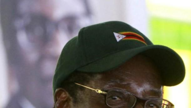 Liegt Mugabe im Sterben?
