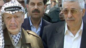 Einigung zwischen Abbas und Arafat