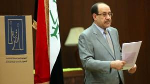 Maliki-Bündnis gewinnt Parlamentswahl
