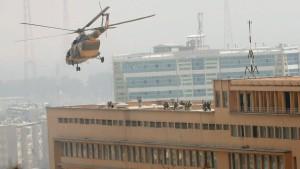 Mehr als 30 Tote bei Angriff auf Krankenhaus in Kabul