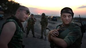 Russischer Rückzug aus Georgien nicht ausreichend