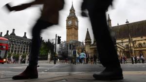 Viele EU-Ausländer verlassen Großbritannien